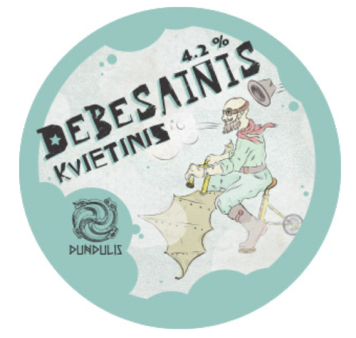 Dundulis DEBESAINIS (0,5 l but.)