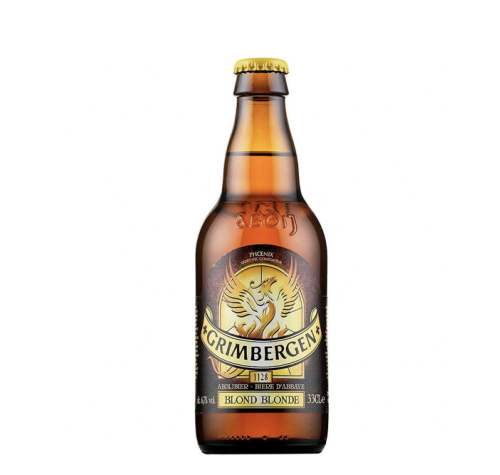 Grimbergen BLONDE (0,25 l but.)