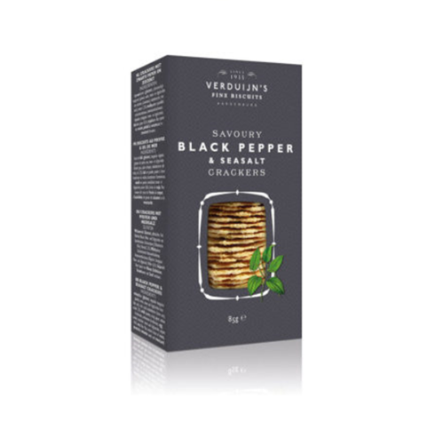 Krekeriai Verduijn's BLACK PEPPER CRACKER