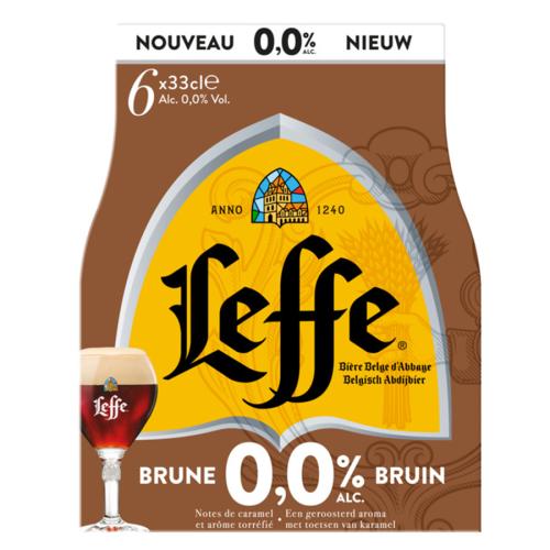 Leffe Blonde 0,0 %
