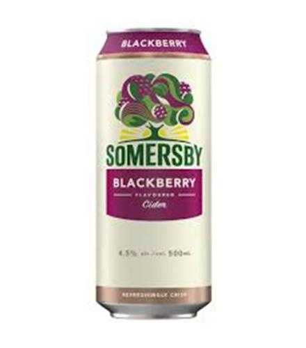 Sidras Somersby BLACKBERRY (0,5 l skard.)