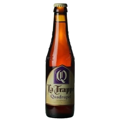 Bierbrouwerij De Koningshoeven LA TRAPPE QUADRUPEL (0,33 l but.)