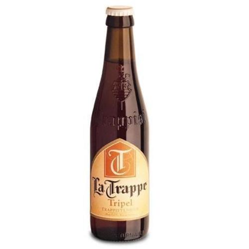 Bierbrouwerij De Koningshoeven LA TRAPPE TRIPEL (0,33 l but.)