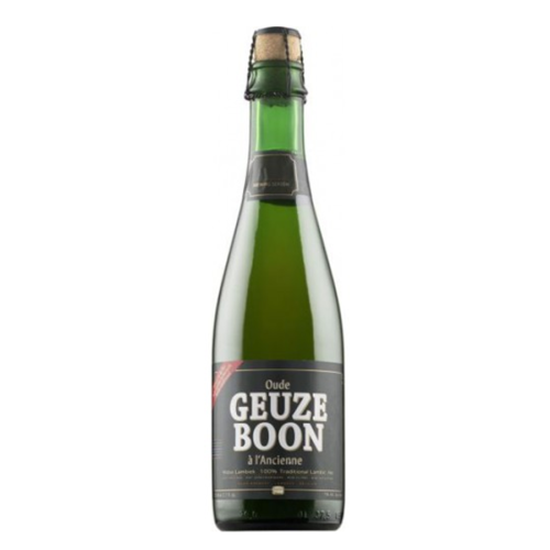 Boon OUDE GEUZE (0,375 l but.)