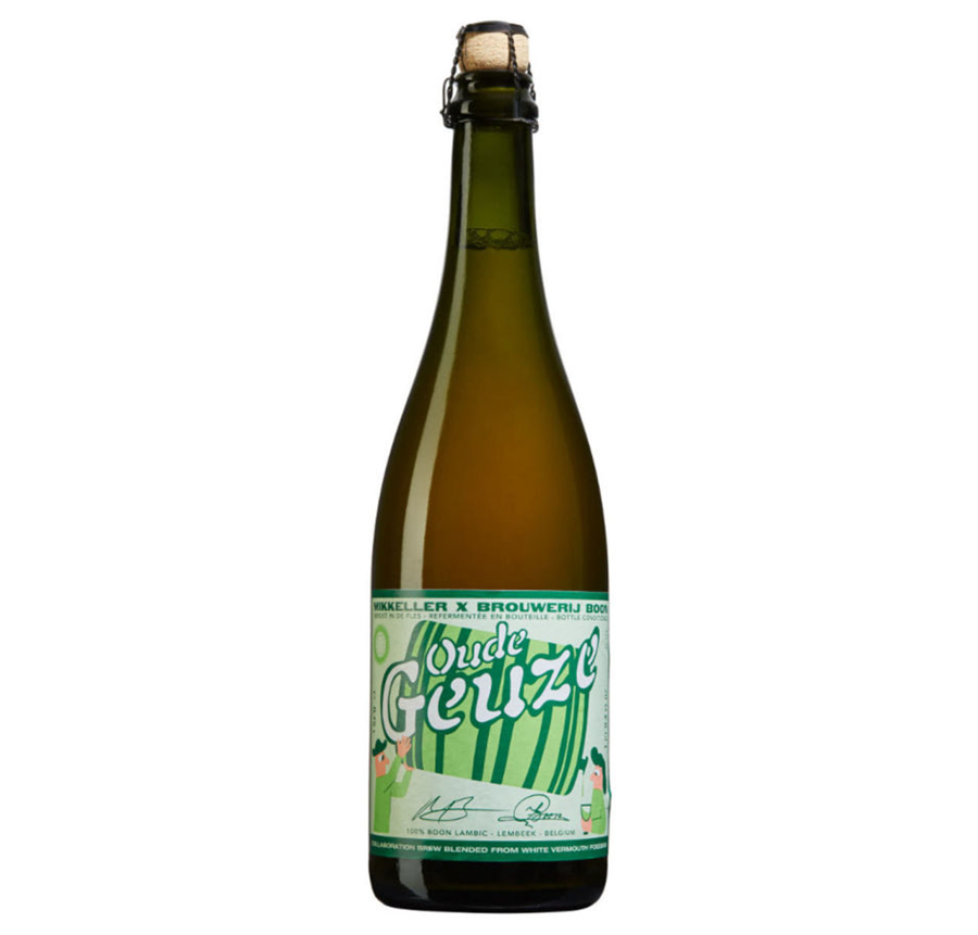 Mikkeller & Boon OUEDE GUEZE VERMOUTH (0,75 l but.)