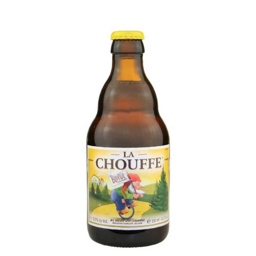 Brasserie d'Achouffe La CHOUFFE (0,33 l but.)
