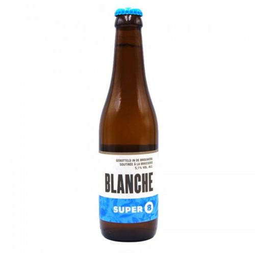Brouwerij Haacht SUPER 8 BLANCHE (0,33 l but.)