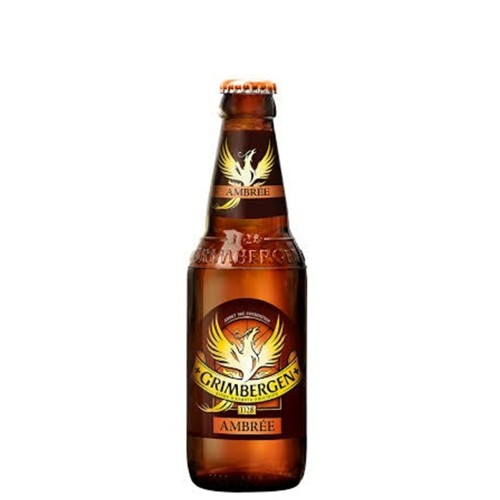 Grimbergen AMBREE (0,25 l but.)