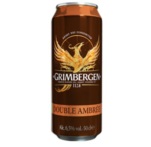 Grimbergen DOUBLE AMBREE (0,5 l skard.)