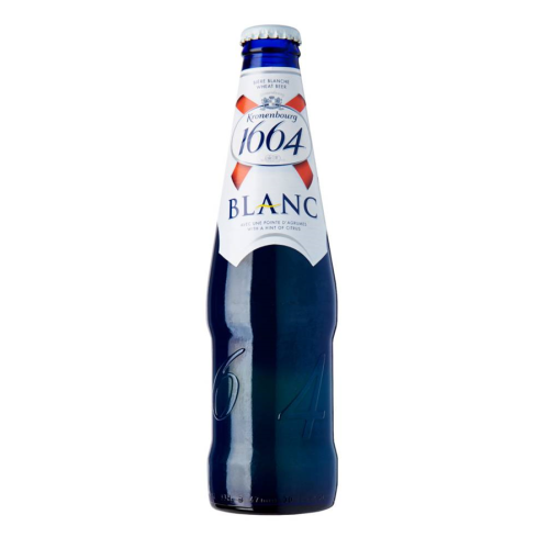 Kronenbourg 1664 BLANC (0,33 l but.)
