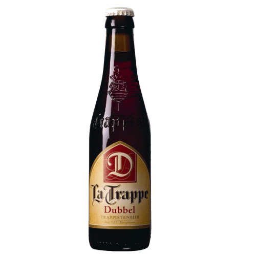 Bierbrouwerij De Koningshoeven LA TRAPPE DUBBEL (0,33 l but.)