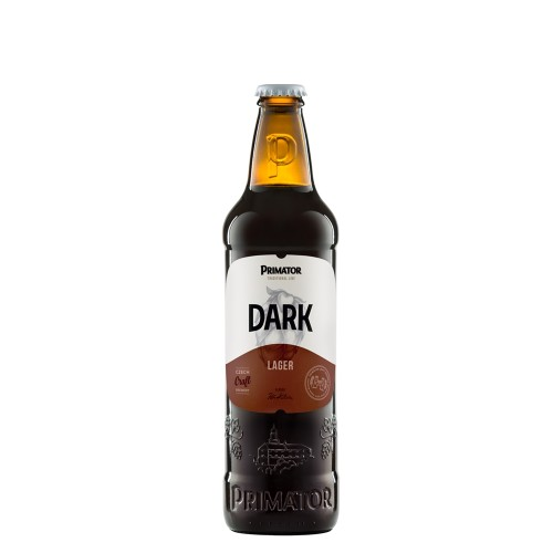 Primator DARK LAGER (0,5 l but.)