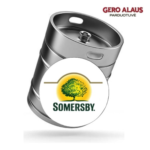 Sidras Somersby PEAR  (statinėmis)