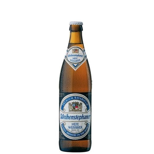 Weihenstephaner HEFEWEIZEN (0,5 l but.)